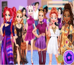 Barbie İle Disney Partisi