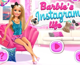Barbie İnstagram Fenomeni