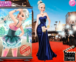 Elsa Hollywood Star