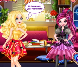 Ever After High Oda Arkadaşları