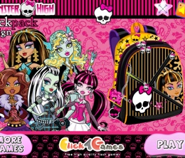 Monster High Çantam