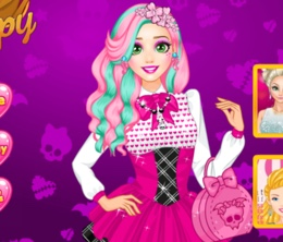 Rapunzel Monster High Hayranı