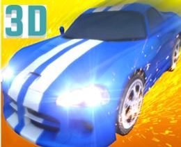 3D Otoban Yarışı