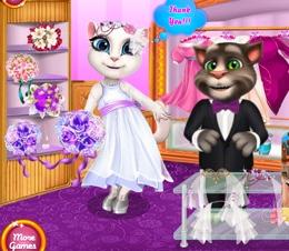 Angela'yı Düğününe Hazırla