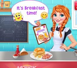 Anna İle Kahvaltı Zamanı
