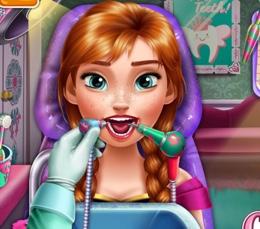 Anna'nın Diş Tedavisi