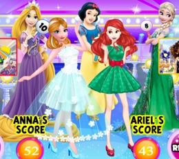 Anna Ve Ariel Kombin Yarışması