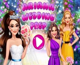 Ariana Grande Evleniyor