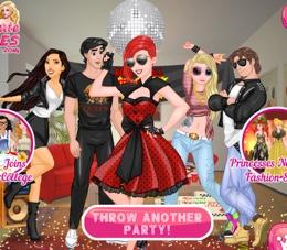 Ariel'in Muhteşem Partisi