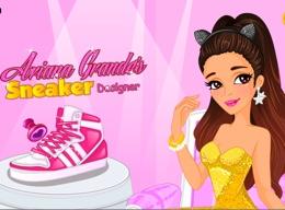Arina Grande'nin Sneaker Tasarımı