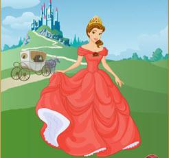 Asil Prenses'i Giydir