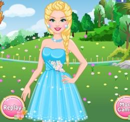 Barbie Nisan Güzeli
