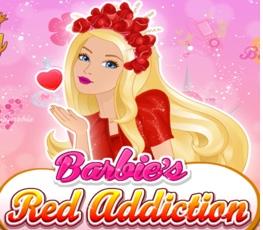 Barbie Bayan Kırmızı