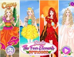 Barbie Element Prensesi