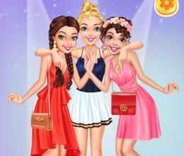 Barbie İle Dostları Partide