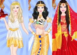 Barbie İle Dünya Kültürleri