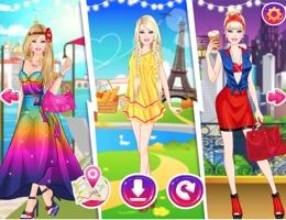 Barbie İle Dünya Turu