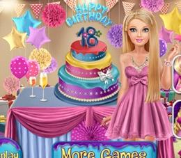 Barbie'nin 18.Yaş Doğum Günü