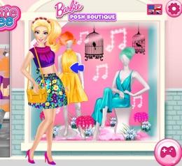 Barbie'nin Butiği