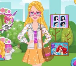Barbie'nin Ceket Tasarımı