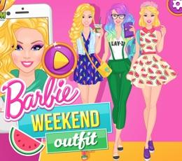 Barbie'nin Hafta Sonu Stili