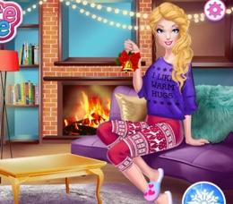 Barbie'nin Kış Trendi