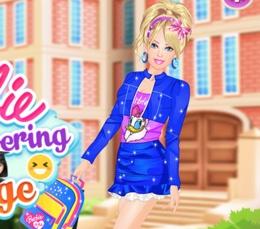 Barbie'nin Kolej Kıyafeti