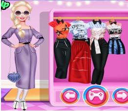 Barbie'nin Markalı Elbiseleri