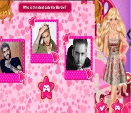 Barbie'nin Randevu Hazırlıkları
