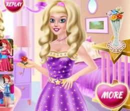 Barbie'nin Sade Makyajı