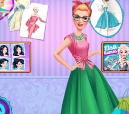 Barbie'nin Vintage Alışverişi