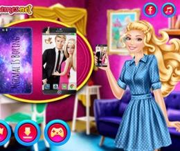 Barbie'nin Yeni Akıllı Telefonu