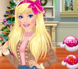Barbie'nin Yeni Yıl Bakımı