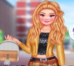 Barbie Yüksek Okulda