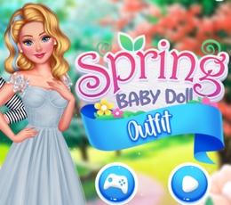 Barbienin İlkbahar Stili