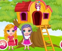 Bebek Barbie İle Yaz Eğlencesi