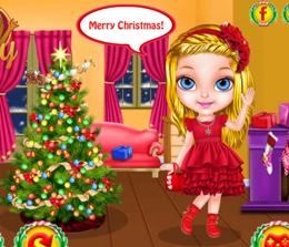 Bebek Barbie İle Yeni Yıla Merhaba