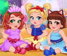 Bebek Disney Kızları