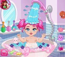 Bebek Moody'nin Banyosu