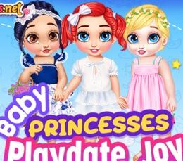 Bebek Prenseslerin Oyun Zamanı
