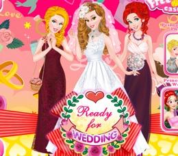 Belle'nin Düğün Alışverişi