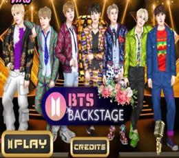 BTS Grubunu Giydir
