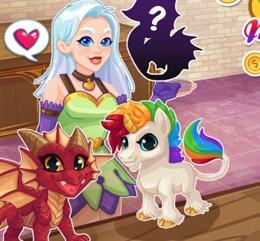 Crystal'ın Sihirli Pet Shopu