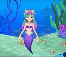Deniz Kızı İle Eğlence