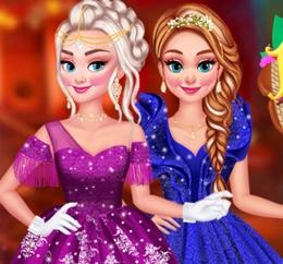 Disney Güzelleri Baloda