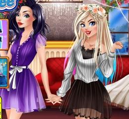 Disney Kötülerinin Prensesler Stili