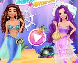Disneyin Güzel Deniz Kızları
