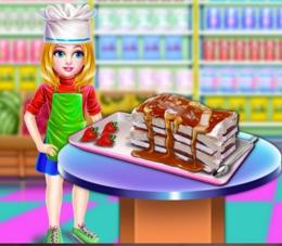Dondurmalı Sandviç Pasta