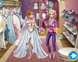 Elsa Anna'nın Düğün Organizatörü