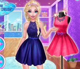 Elsa Hayallerimin Elbisesi